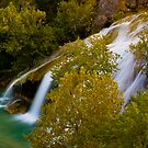 Over the Falls by maileilani