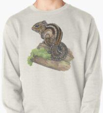 Chipmunk Pullover Sweatshirt