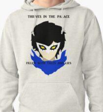 Persona 5 Joker Minimalist Art Pullover Hoodie