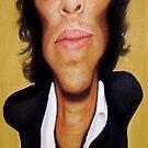 Benicio Del Toro Caricature by SolteroArt