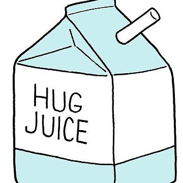 Hug Juice, Blue by RyanToday
