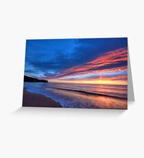Promise Of Things To Come - Newport Beach - The HDR Experience Greeting Card