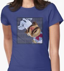 "Swedish Chef ""Bork Bork"" Women's Fitted T-Shirt"