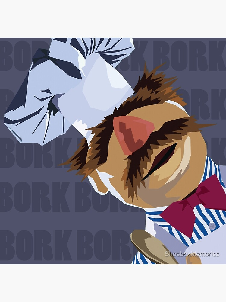 "Swedish Chef ""Bork Bork"" von ShoeboxMemories"