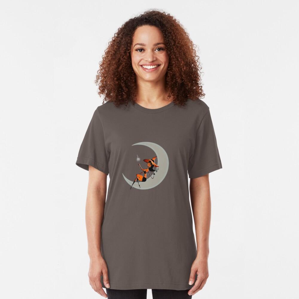 Devil Girl - Halloween 14 Slim Fit T-Shirt