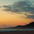Sandwood Bay at Sunset by derekbeattie