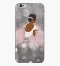 African American Ballerina Tänzerin iPhone-Hülle & Cover