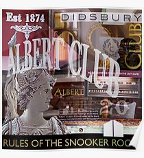 ALBERT MASHUP Poster
