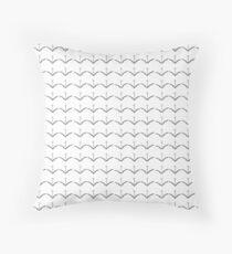 Thistle Pattern Floor Pillow