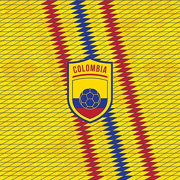 Colombia Football by fimbisdesigns