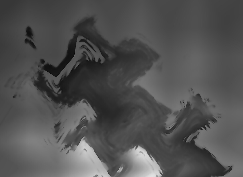 Crow Skin #18 by Diogo Cardoso