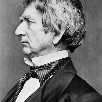 William Seward Portrait by warishellstore