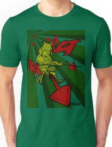 Lil' Yellow Samurai t-shirt T-Shirt