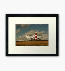 Happisburgh Lighthouse 2 Framed Print