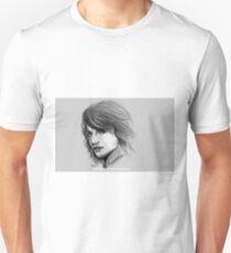 Tricia Helfer, Caprica 6, Battlestar Galatica '04 T-Shirt