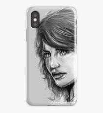 Tricia Helfer, Caprica 6, Battlestar Galatica '04 iPhone Case