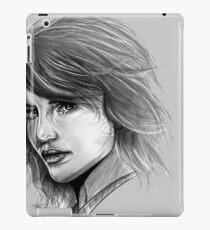Tricia Helfer, Caprica 6, Battlestar Galatica '04 iPad Case/Skin