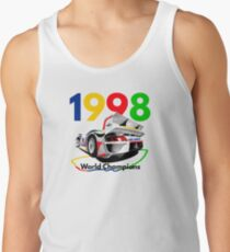 Watercooled Fire Breather – GT1 Inspired Tank Top