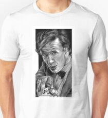 Matt Smith, DOCTOR WHO XI T-Shirt