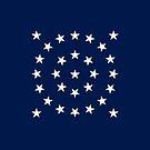 29-Star American Flag, Iowa, Evry Heart Beats True by EvryHeart
