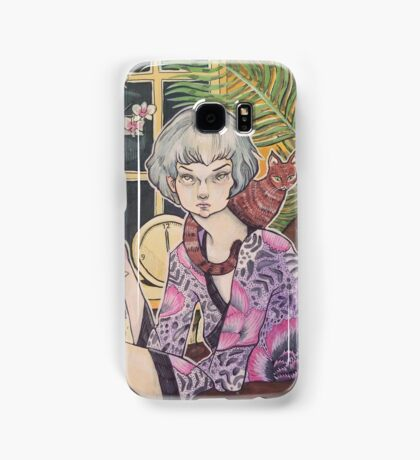 Let's Stay In Samsung Galaxy Case/Skin