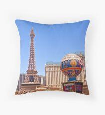 RT14 - Las Vegas, Nevada Throw Pillow