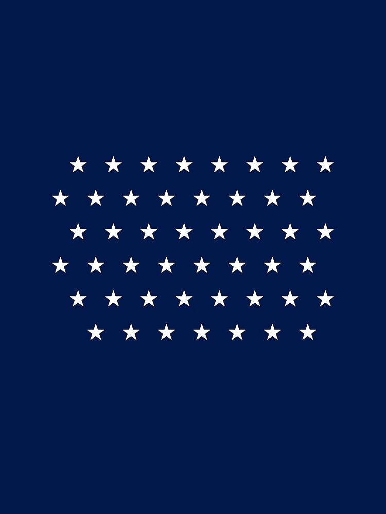 47-Star American Flag, New Mexico, Evry Heart Beats True by EvryHeart