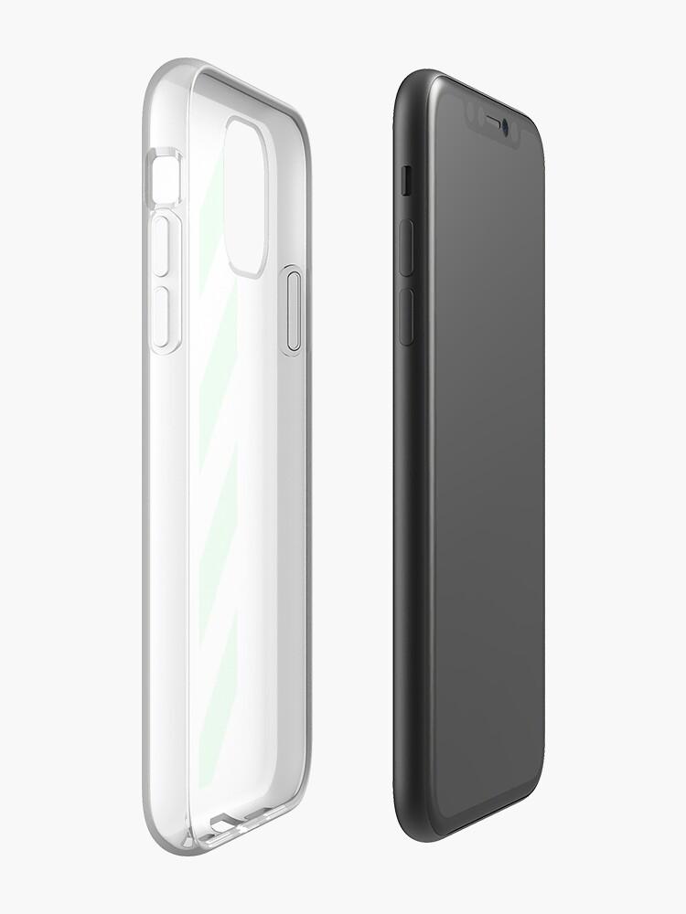 Coque iPhone «Hommage à un blanc cassé», par thegoodzhut