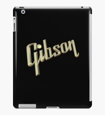 GIBSON MERCH iPad Case/Skin