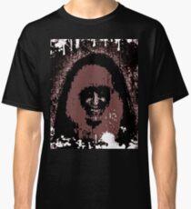 Splattered Fuzz: Morbid Beauty Classic T-Shirt