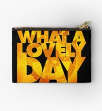 What a lovely day v.2 Studio Pouch