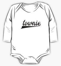 Townie - Show your townie pride - Newfoundland One Piece - Long Sleeve