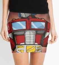 More Than Meets The Eye Mini Skirt