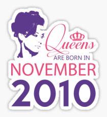 It's My Birthday 8. Made In November 2010. 2010 Gift Ideas. Sticker
