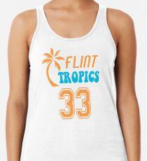 Camiseta con espalda nadadora Tropic Flint - Semi Pro