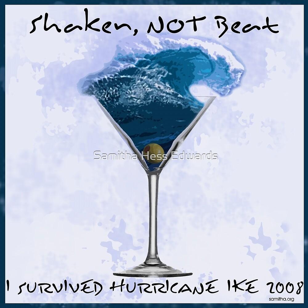 Shaken Not Beat- I Survived Hurricane Ike by Samitha Hess Edwards