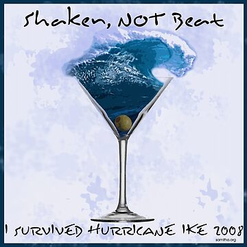 Shaken Not Beat- I Survived Hurricane Ike by ppprincess