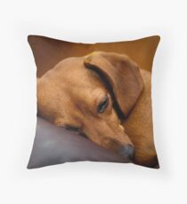 Goodnight Gracie Throw Pillow