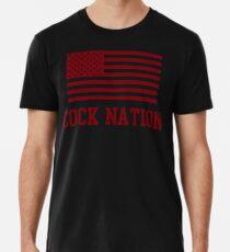Cock Nation Premium T-Shirt