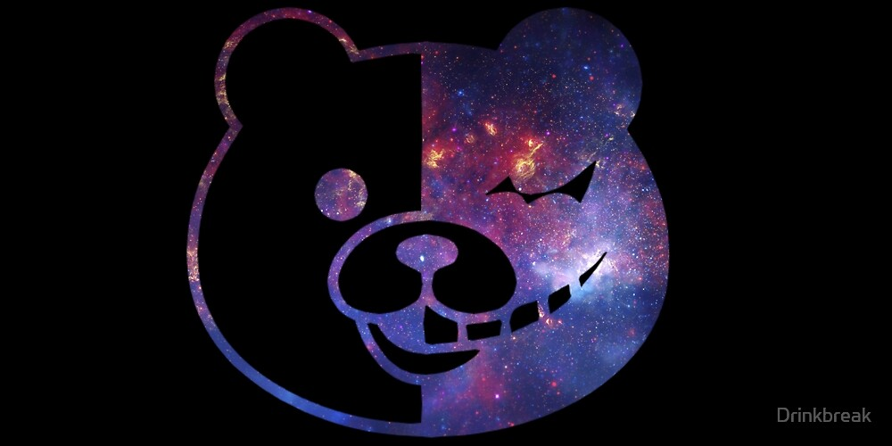 Galaxy Monobear by Drinkbreak