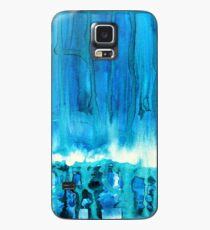 Breakers off Point Reyes original painting Case/Skin for Samsung Galaxy