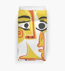 Picasso - Woman's head #2 Duvet Cover