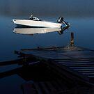 Blue Lake by Brian Carey