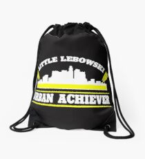 Abides Drawstring Bag
