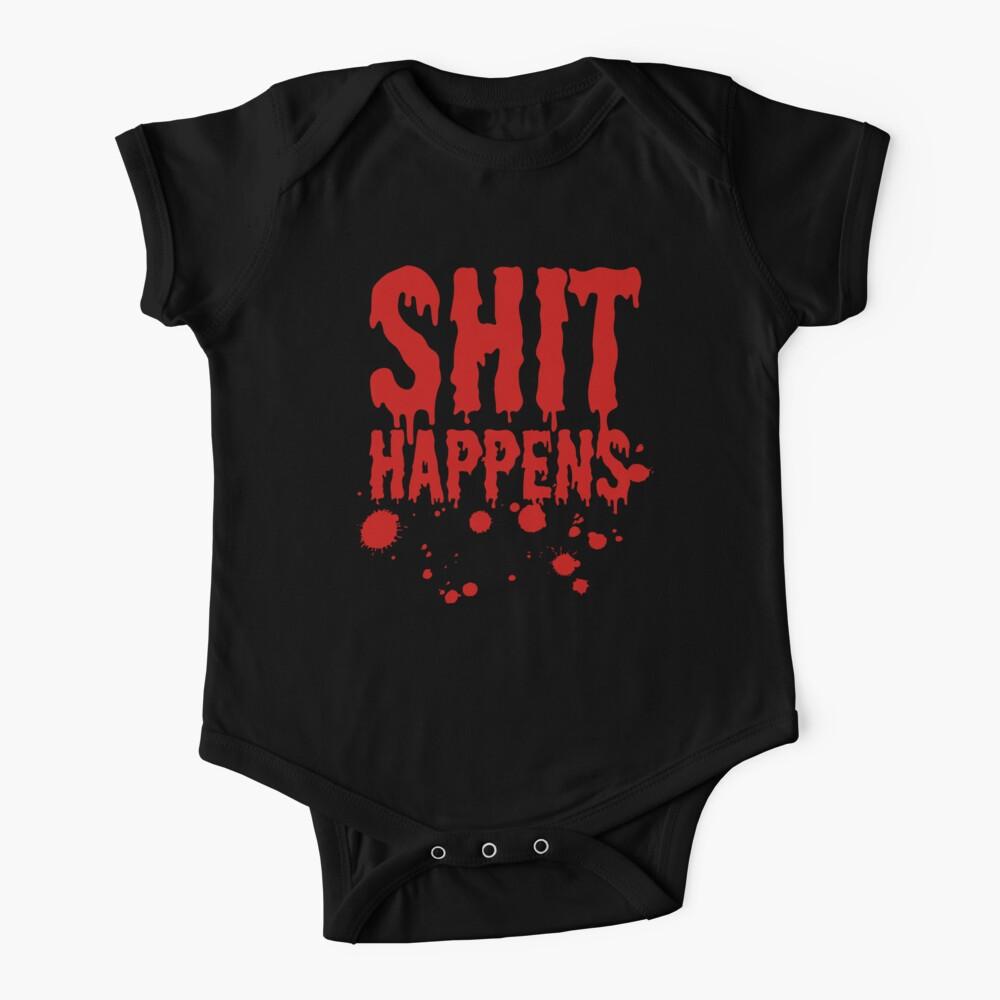Scheiße passiert ... Baby Body