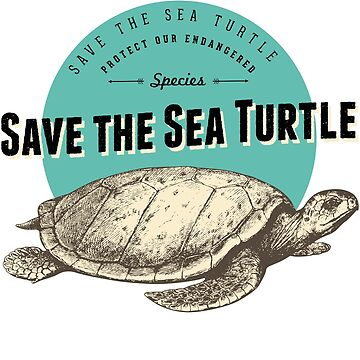Save the sea turtles  by augenpulver