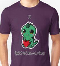 Chibi Dinosaur 1.1 Unisex T-Shirt