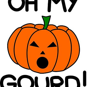 Oh My Gourd! by christinaashman