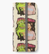 Bad slimer iPhone Wallet/Case/Skin