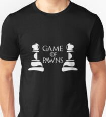 Game Of Pawns Chess Unisex T-Shirt